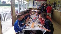 Soirée barbecue fin de saison 2015/2016  U15 - St Pierre de Retz