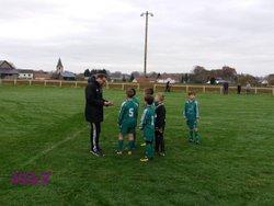 Challenge U11 du 18.11.17 - SAINT ROMAIN ATHLÉTIC CLUB ( Club labellisé FFF)