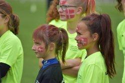 Les U13 Féminines à la Phase Régionale Festival U13 - SRC Foot La Clayette