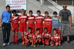2em album photos - tournoi U13 à Amplepuis - Photos Aurélia LACROIX - STADE AMPLEPUISIEN