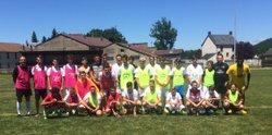 Fin de saison U15 U18