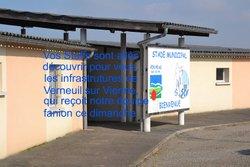 Découvrez les belles installations de Verneuil. - STADE RUFFECOIS