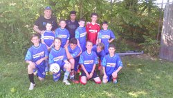equipe u13 tournoi de briatexte 2015 - ST Agnan FC