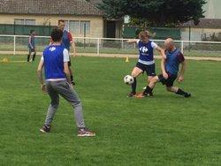 LE JUBILE DE JEAN CLAUDE EN PHOTOS - SAINT MARCEL FOOTBALL