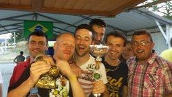 Tournoi de Sixte semi-nocturne organisé par l'amicale des joueurs de l'ECFC, Samedi 21 Juin - Sud Cantal Foot