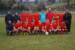 S C F 3 contre J.S Parlan 2 15 03 15 - Sud Cantal Foot