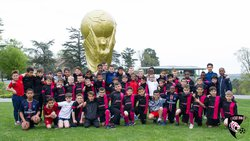 Fin de l'immersion à Clairefontaine - ASCLT FOOT - AS TIGERY
