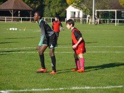 Match U11 contre Draveil - ASCLT FOOT - AS TIGERY