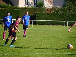 Match U15 contre Mennecy2 - ASCLT FOOT - AS TIGERY