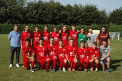 Quelques photos du match U18 contre Neuville du 24 Septembre 2016 - E S TOURVILLE