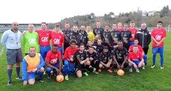 Selection TPFC Seniors 2 du 04/02/2018 - TRAPEL PENNAUTIER FOOTBALL CLUB
