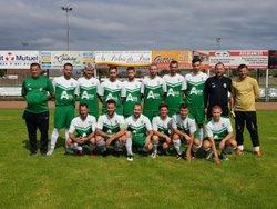 Reprise de la B - Tricolore Sportive Bertrange Imeldange