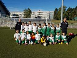 Reprise U10/U11 - Tricolore Sportive Bertrange Imeldange