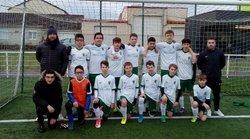 U15 2017/2018 - Tricolore Sportive Bertrange Imeldange
