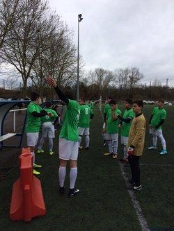 U16/U17 vs ESMETZ - Tricolore Sportive Bertrange Imeldange
