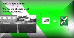 ROUBAIX SCO 59 - I.C CROIX - IRIS CLUB DE CROIX FOOTBALL