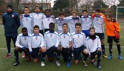 Matchs des U15-1 et U15-2 le 2 Décembre - UAC Paris 12