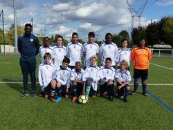 Championnat U15-2 : Thiais FC vs UAC Paris - Union Athlétique du Chantier Paris 1905