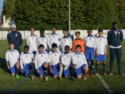 Coupe District U15-1 : Le Perreux AS vs UAC Paris - Union Athlétique du Chantier Paris 1905