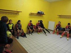 U13 C : MIREBEAU - UCCF - UNION CHATILLONNAISE COLOMBINE FOOTBALL