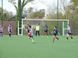 U13 A et B: UCCF - POUILLY / FONTAINE D'OUCHE - UNION CHATILLONNAISE COLOMBINE FOOTBALL