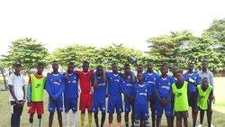 #TeamUFA - united football academy