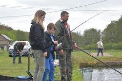 Journée Pêche 2017 - Amicale des arbitres de l'Eure