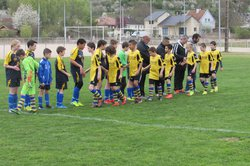 Frotey / Colombe U13 B - Vallée du Breuchin . victoire 6 a 1 - US FROTEY LES VESOUL