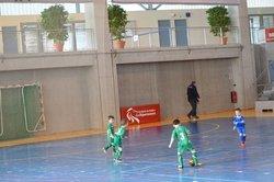 Plateau FUTSAL U7 de Belfort le 04/02/2018 - UNION SPORTIVE ARCEY FOOTBALL