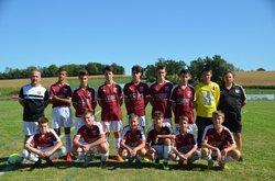 U18 II - ST DENIS II : 1-2. Le 15 septembre 2018 - Union Sportive Bassin Pontévallois