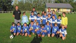 école de foot - Union Sportive Challoise
