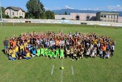 TOURNOI DE RENTRÉE U13 SAMEDI 8 SEPTEMBRE 2018 - US CHATTE