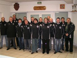 Remise Parkas Dirigeants - UNION SPORTIVE CORBIE FOOTBALL