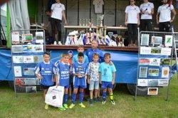 Remise des lots U11 U15 Tournoi 2018 - Union Sportive Dionysienne