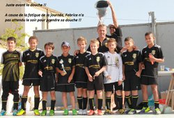 Tournois U11 au Grès - Union Sportive Grès Orange Sud (club de football)