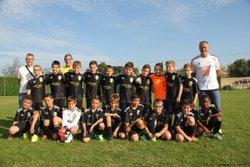 U10-U11 Les 2 équipes qualifiées pour le 2ème tour  Du Challenge Départemental .