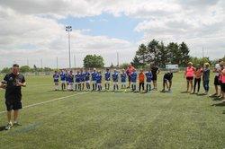 90 ans du club - Les U11 à l'honneur - US GUIGNICOURT FOOTBALL