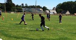 U13 - 22 08 2016 - Union Sportive Luneraysienne