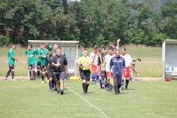 16 août match amical Rigny - Luzy B - US LUZY-MILLAY