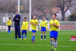 Samedi 21 mars 2015 - match U 13 excellence contre Vallée du Jabron 21/03/2015 - Union Sportive de Rochemaure