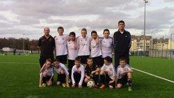 FC Vesoul B - La Saône U13 - US SCEY SUR SAONE
