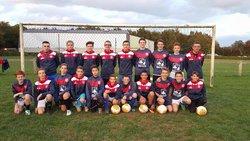 Équipe U15 - US Veauvillaise
