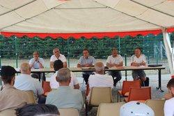 Assemblée générale du 21 juin 2015 - Union Sportive Lignerolles Lavault Ste Anne