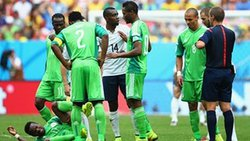 FRANCE - NIGERIA  (Source Fifa.com) - US BELPECH