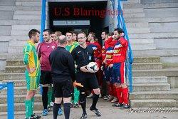 Match équipe A USB contre Nortkerque 95 11/11/2015 - Union Sportive Blaringhem