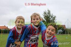 Plateau des U7 et U9. - Union Sportive Blaringhem