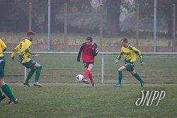 Match équipe C contre Bourthes. - Union Sportive Blaringhem