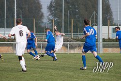 Match équipe A Blaringhem contre éperlecques. - Union Sportive Blaringhem