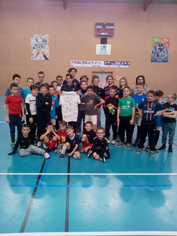 STAGE FUTSAL HIVER 2018 - US BREZOLLES