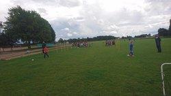 1 ere journée decouverte foot pour les nouveaux venu pour saison 2016/2016 avec le nouvel encadrement et la présence des enfants de la saison 2015/2016 - USC Chateauneuf sur Sarthe